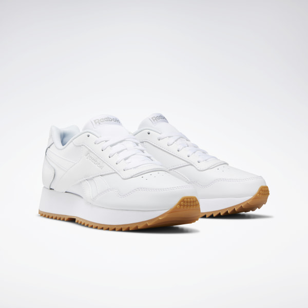 Reebok Classic Royal Glide Ripple Double Running Shoes