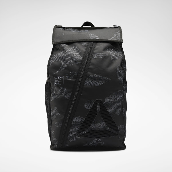 Reebok Training Graphic Backpack Medium Black | Reebok US