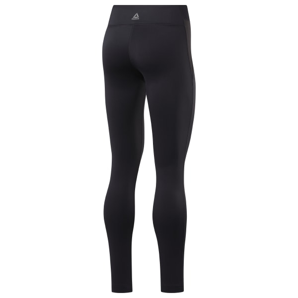 floor price adidas THE Seamless Mesh Tights Black | Adidas