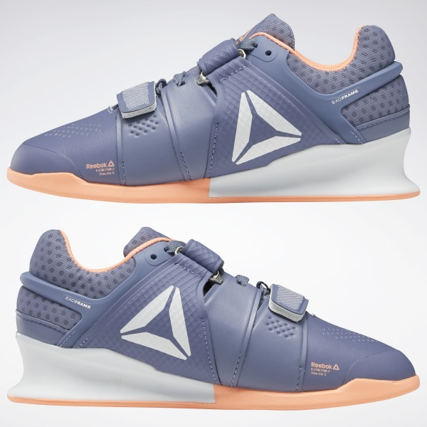 Reebok Lifter PR Shoes Blue | Reebok MLT
