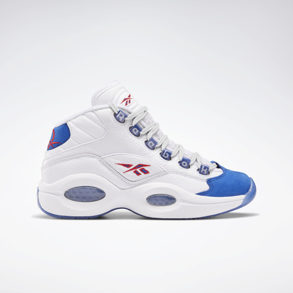Selling - reebok question mid size 11