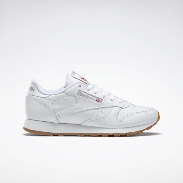 Reebok CL Leather SPP | Hvit | Sneakers | AR2615 | Caliroots