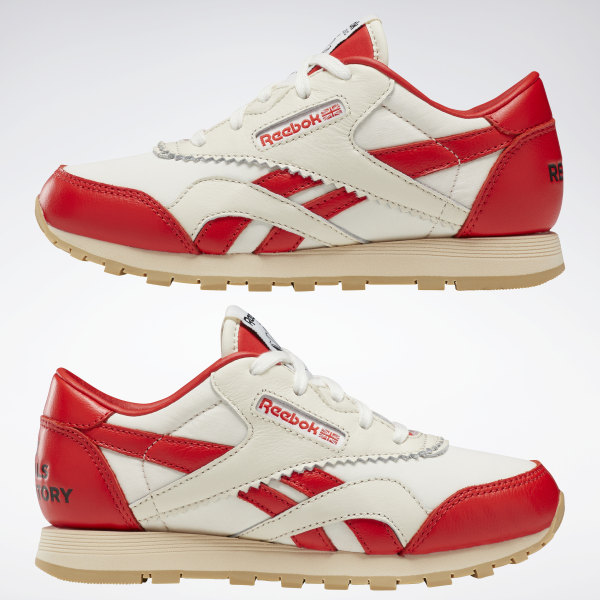 Reebok and Adidas Actually Collaborated With Each Other and