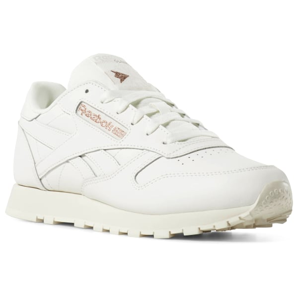 sneakers reebok classic leather blanches taille 39 au 45