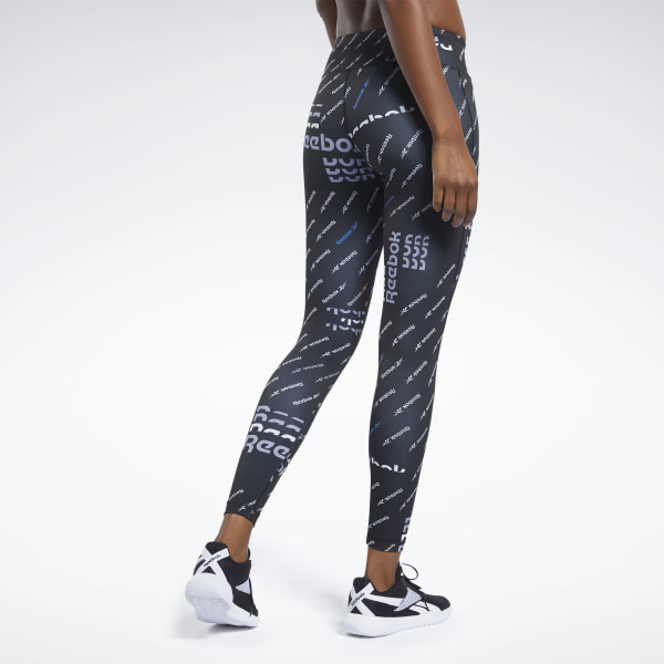 Workout Ready Allover Print Tights