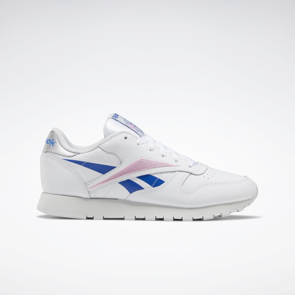 Reebok Classic Leather Shoes White | Reebok Australia