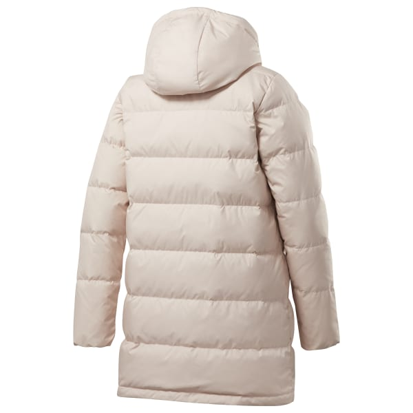 puffer hommes's midweight jacket quilted reebok Lj5R4A