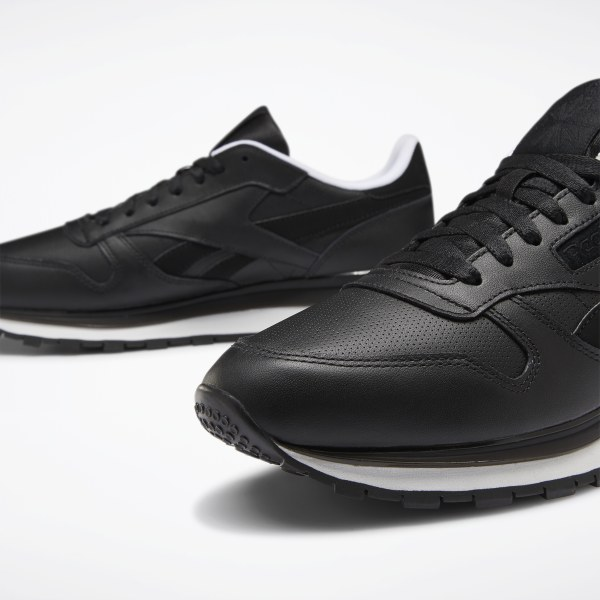 Reebok Classic Leather Shoes Black | Reebok US