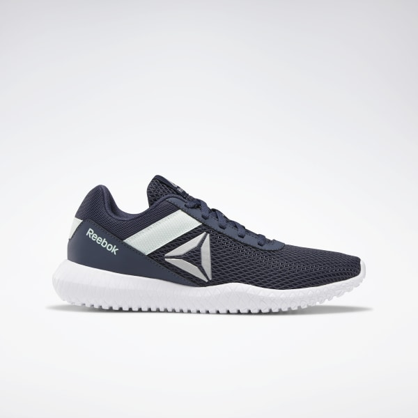 running super reebok blue navy chaussures flex rxedCoWB