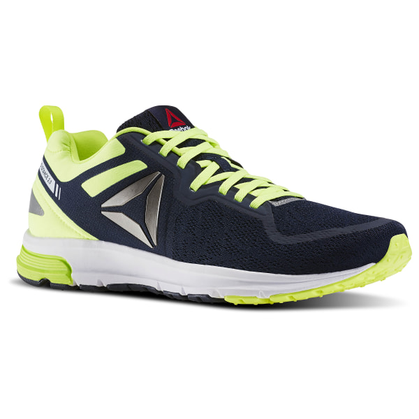 Reebok One Distance Mens Running Trainers Blue Sports Shoes