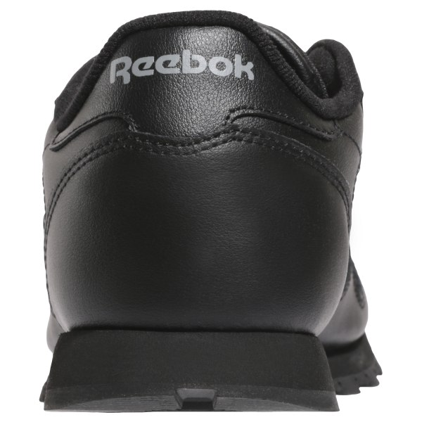 release info on best authentic top design Reebok Classic Leather Shoes - Black | Reebok MLT