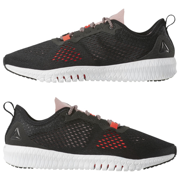 Buty Reebok Flexagon DV4160 BlackRedRoseWhite