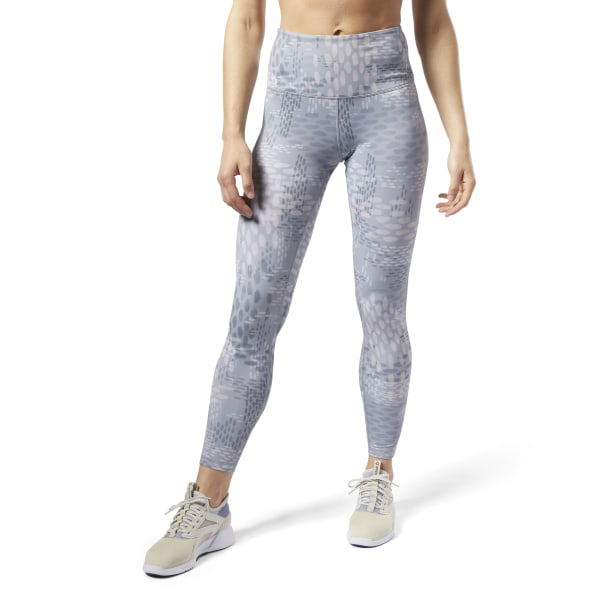 REEBOK Studio Lux Bold High Rise Tights 2.0 tights dame