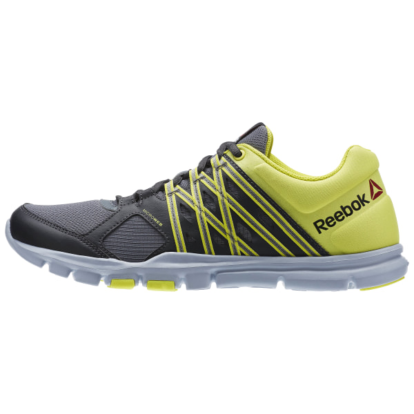 Reebok Men's Yourflex Train 8.0 Fitness Shoes