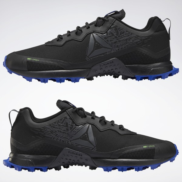 Reebok All Terrain Craze Shoes Schwarz | Reebok Deutschland