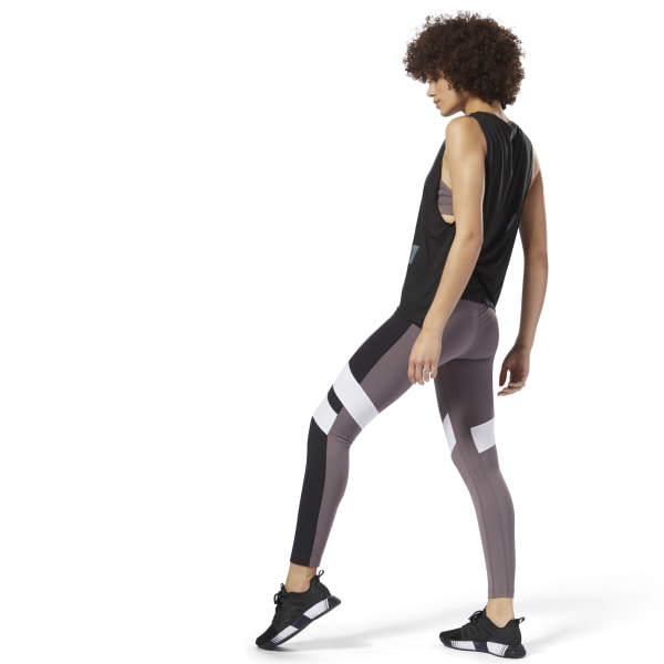 Legging Reebok Lux Color Block