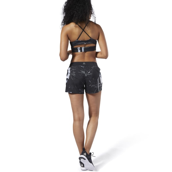 Workout Ready Knit Woven Shorts