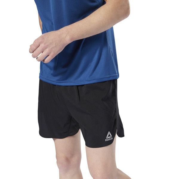 Shorts tejidos de training de 5