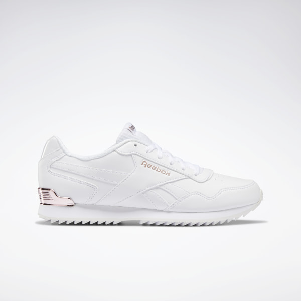 Reebok Royal Glide Ripple Clip Blanco | Reebok Colombia