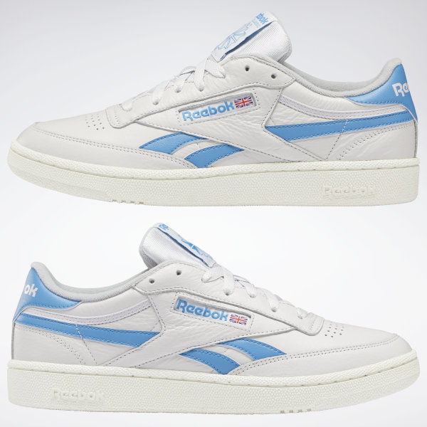 Reebok Club C Revenge Plus Shoes White | Reebok US