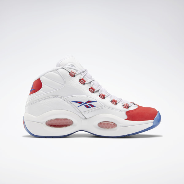 Selling - reebok question mid size 15