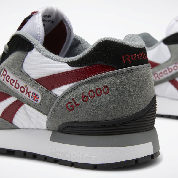 choose authentic up-to-datestyling presenting Reebok GL 6000 OG Shoes - Grey | Reebok GB