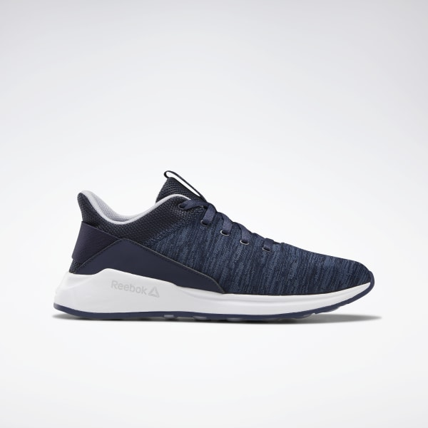Navy Trainers Laces Adjustable Comfort Sporty Athletic