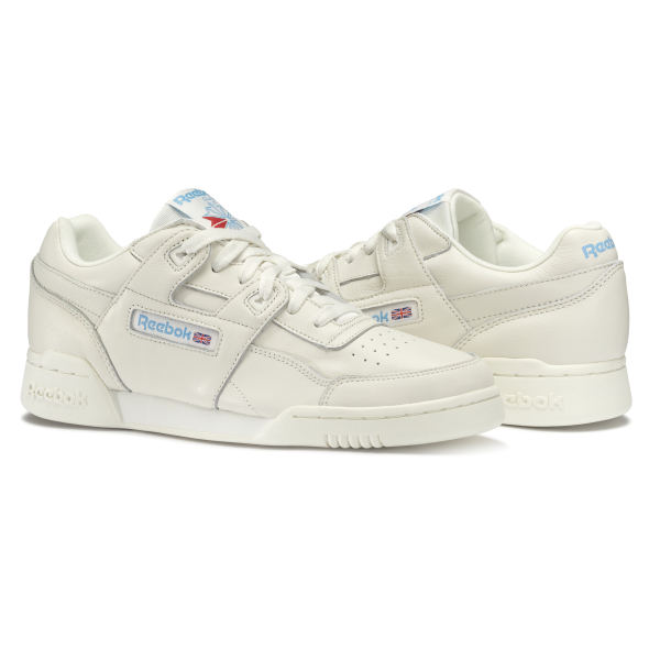 Reebok Workout Plus Vintage | Rouge | Baskets | BD3383