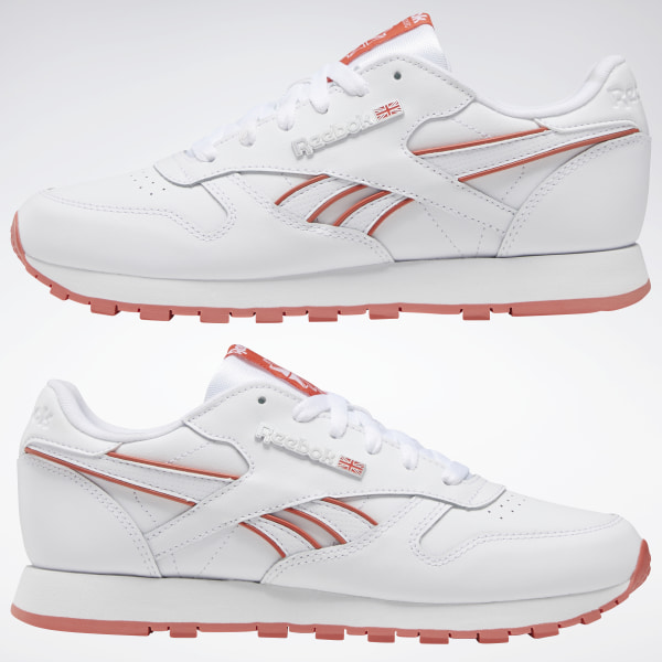 Classic Leather Shoes by Reebok Classics Online | THE ICONIC