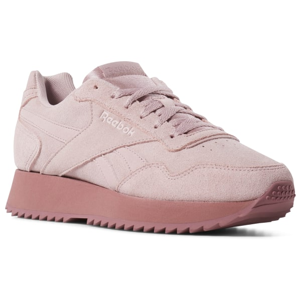 sneaker reebok classic leather ripple smoky rose