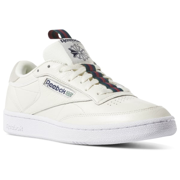 Reebok Club C 85 White | Reebok New Zealand