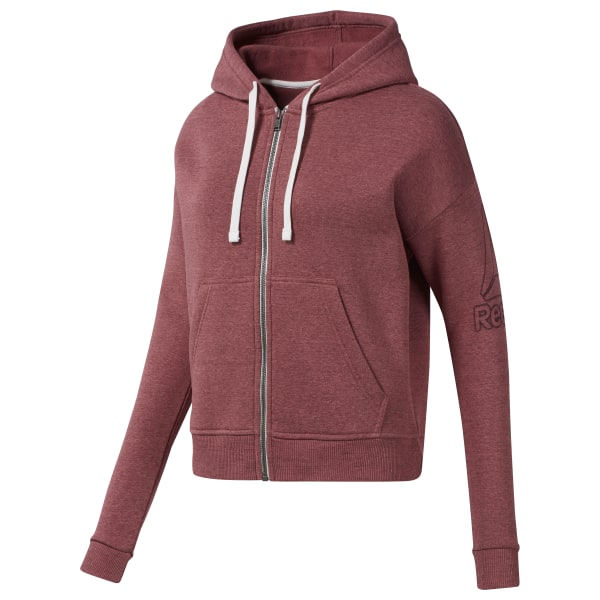 Reebok Training Essentials Sweatshirt Rosa | Reebok Switzerland