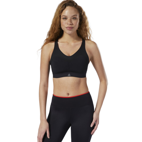 c9df260607 Reebok PUREMOVE Bra - Black | Reebok US