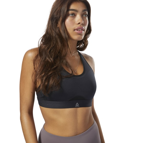 84f0885f01 Reebok Hero Power Bra - Black | Reebok US