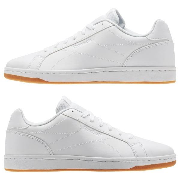 Reebok Blanc Baskets Montantes Homme Royal Complete Relaxed Fit