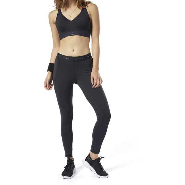 88d7675d5ba1f Reebok LES MILLS® Lux Tights 2.0 - Black | Reebok GB