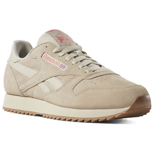 6624206b98ae0 Reebok Classic Leather Montana Cans - Beige
