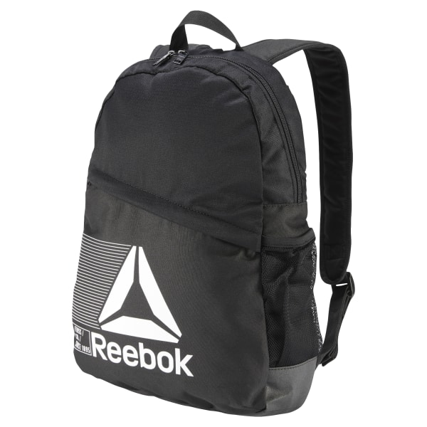 c458cb31d0 Reebok Active Foundation Backpack Medium - Black | Reebok Norway