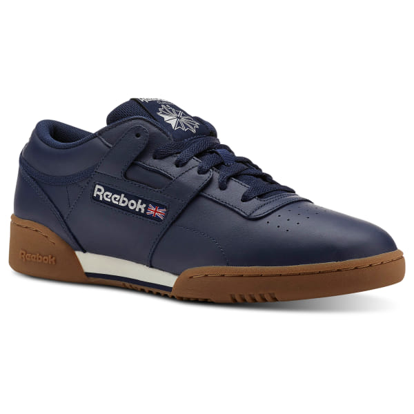 f7b6758e12 Reebok Workout Clean MU - Blue | Reebok MLT