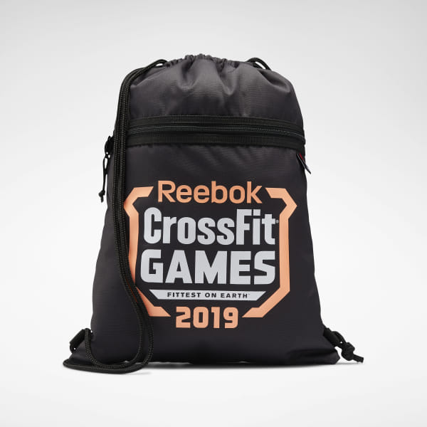 35b12b0305 Reebok CrossFit® Games Gym Sack - Black | Reebok US