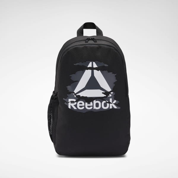 ad8fcf30af Reebok Foundation Backpack - Black | Reebok Norway