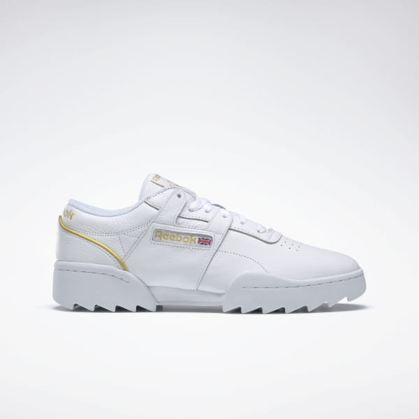 6d869bf3d0 Reebok Workout Ripple OG - White | Reebok MLT