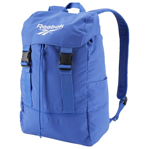 9e5f7f0421 Reebok Lost and Found Vector Backpack - Blue | Reebok MLT