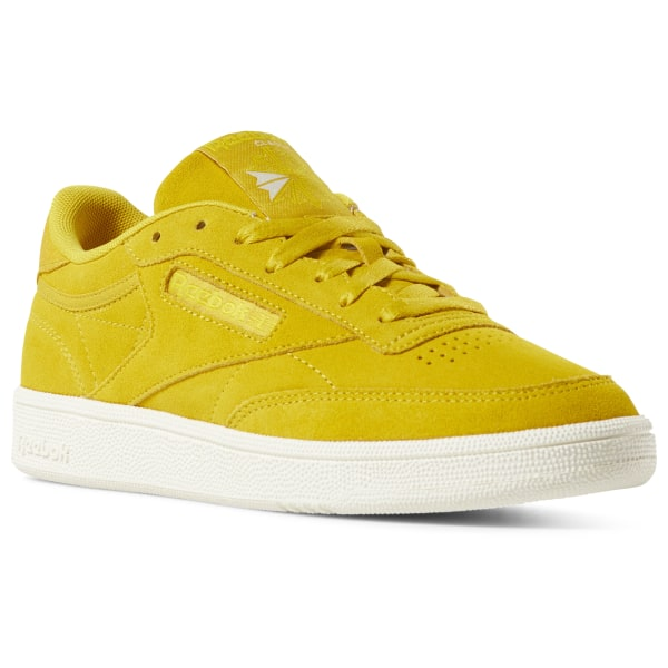 Reebok CLUB C 85 Yellow | Reebok MLT