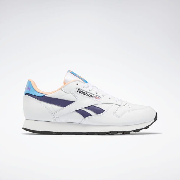 bec4284d07 Reebok Classic Leather Shoes - White   Reebok US
