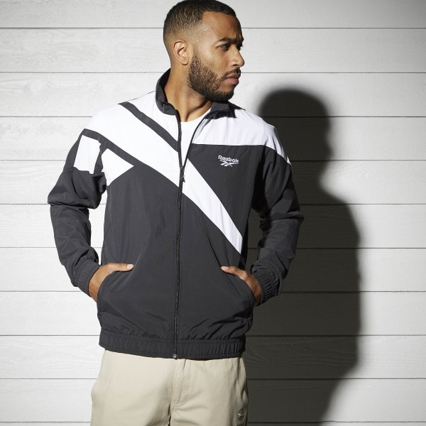 e547bb4801 Reebok Archive Vector Tracktop - Black | Reebok US