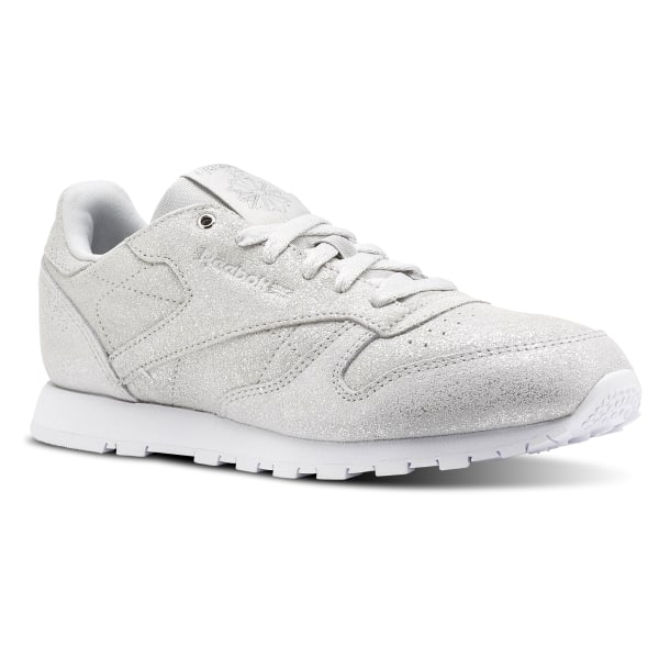 fd6aa36d6 Reebok Classic Leather - Silver | Reebok GB