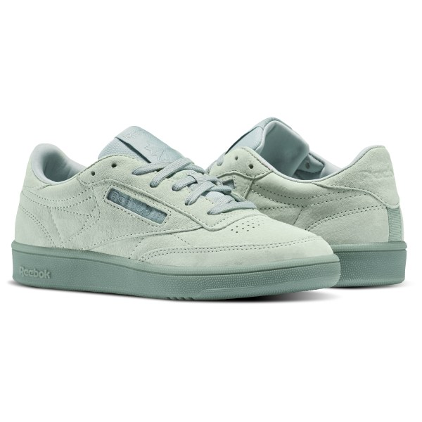 66ccea747b0 Club C 85 Lace Green / Seaside Grey / White BS6528