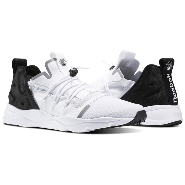 c29171719 Tenis Furylite X WHITE BLACK BS6190