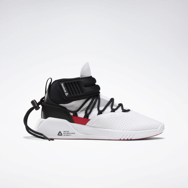 09f7d3b7 Buty Freestyle Motion White / Black / Rebel Red DV9185
